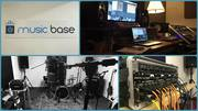 Music Base rehearsal rooms in Edinburgh