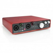 Buy Top Audio Interfaces - Focusrite Scarlett 6i6 USB Audio Interface
