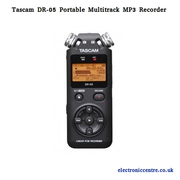 Tascam DR-05 Portable Multitrack MP3 Recorder