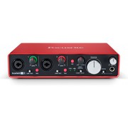 Audio Interface For Mac- Focusrite Scarlett 2i4 2nd Gen