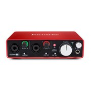 Best Cheap Audio Interface Focusrite Scarlett 2i2 2nd Gen