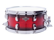 Liberty Drums - Cherry Red Fade Series Snare Drum