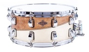 Liberty Drums - Classic Swirl Inlay Series Snare Drum