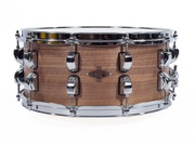Liberty Drums - American Black Walnut Richmond Series Snare Drum